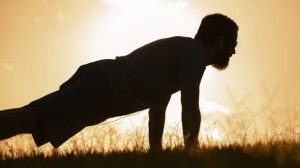practice push-ups