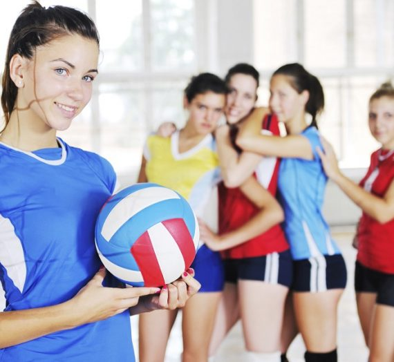 Hairstyles To Wear For A Volleyball Game